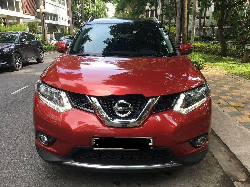Bán ô tô Nissan X trail đăng kí 2018 (1)