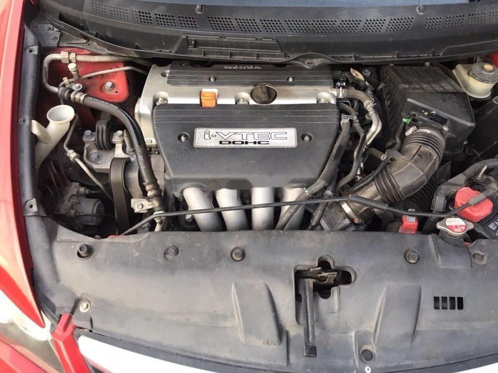 Cần bán lại xe Honda Civic năm 2008, màu đỏ xe gia đình, 320 triệu (2)