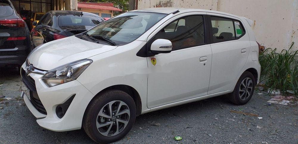 Cần bán xe Toyota Wigo 1.2 MT năm 2019, màu trắng, xe nhập số sàn, giá tốt (6)