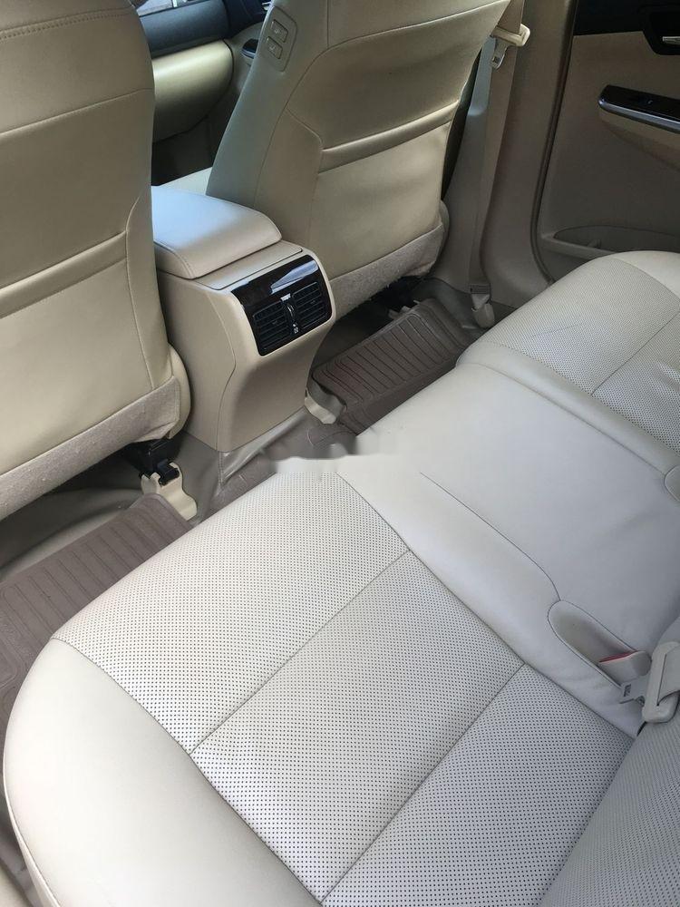 Bán Toyota Camry 2.5G đời 2016, màu đen chính chủ  (5)