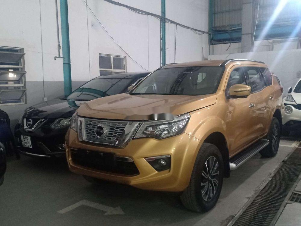 Cần bán Nissan X Terra đời 2019, nhập khẩu nguyên chiếc, giá tốt (3)