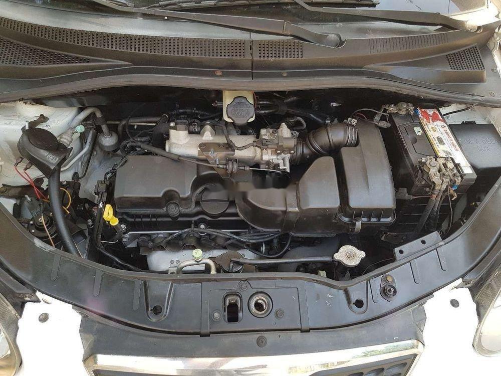 Bán xe Kia Morning MT đời 2011, màu trắng chính chủ, giá tốt (4)
