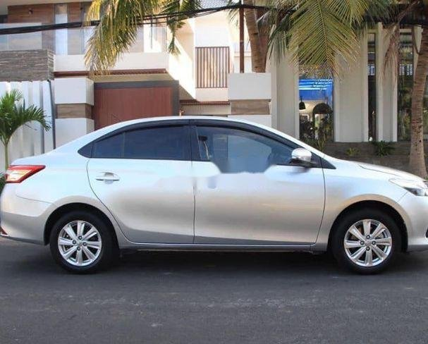 Bán ô tô Toyota Vios 1.5G AT 2016 số tự động (2)