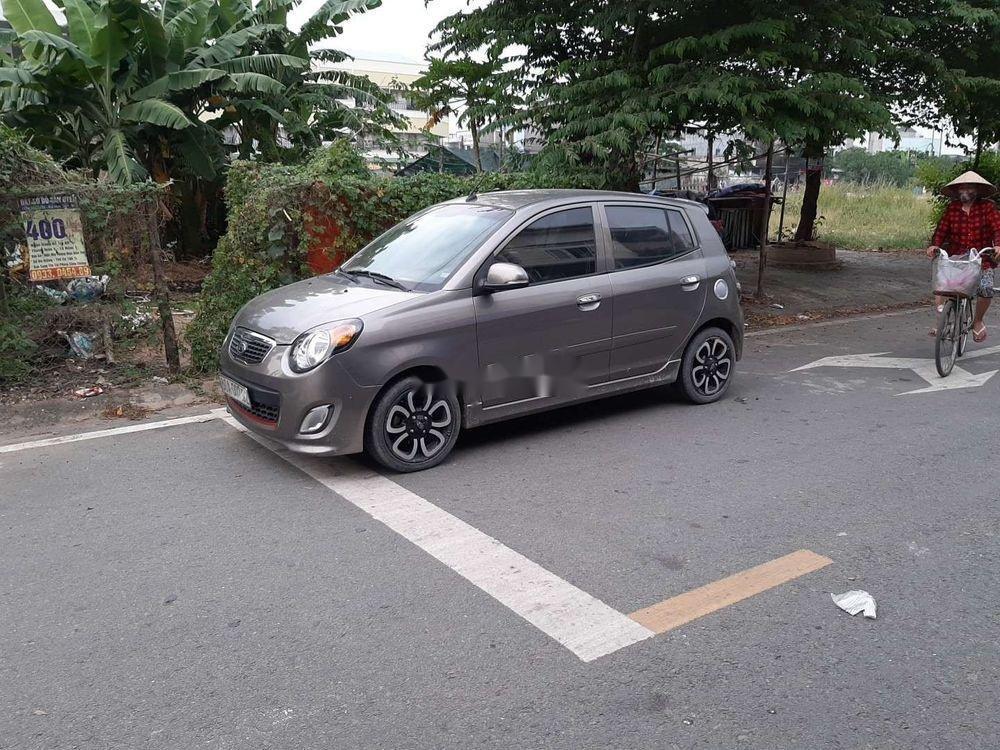 Bán ô tô Kia Morning SLX đời 2011 (1)
