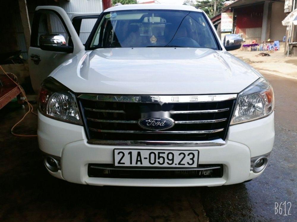 Bán xe Ford Everest 2012, màu trắng, nhập khẩu chính hãng (7)