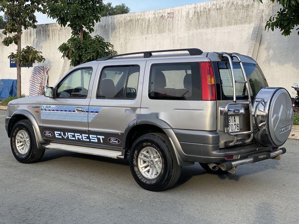 Bán xe Ford Everest MT đời 2005, nhập khẩu (2)