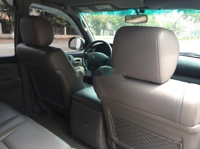 Bán Toyota Land Cruiser 2006, màu vàng số sàn (3)