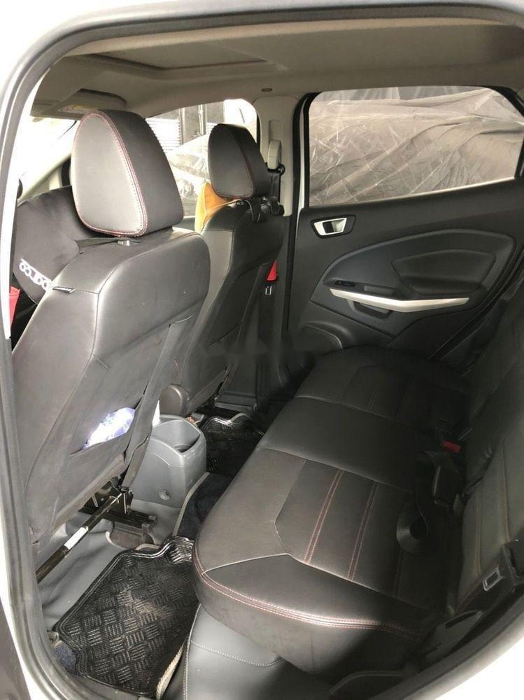 Bán Ford EcoSport Titanium Black Edition AT sản xuất 2017, màu trắng như mới (7)