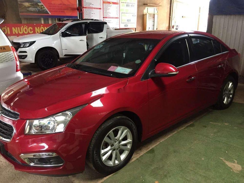 Cần bán lại xe Chevrolet Cruze sản xuất năm 2016, màu đỏ, nhập khẩu (1)