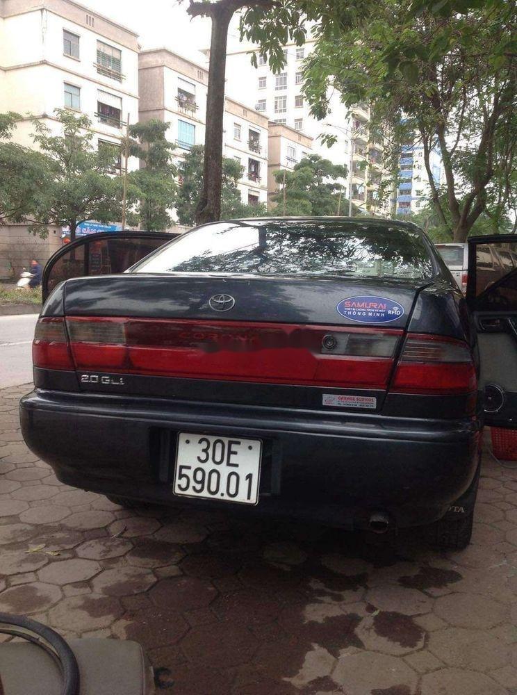 Cần bán xe Toyota Corolla Altis đời 1993, màu đen, nhập khẩu, giá chỉ 65 triệu (5)