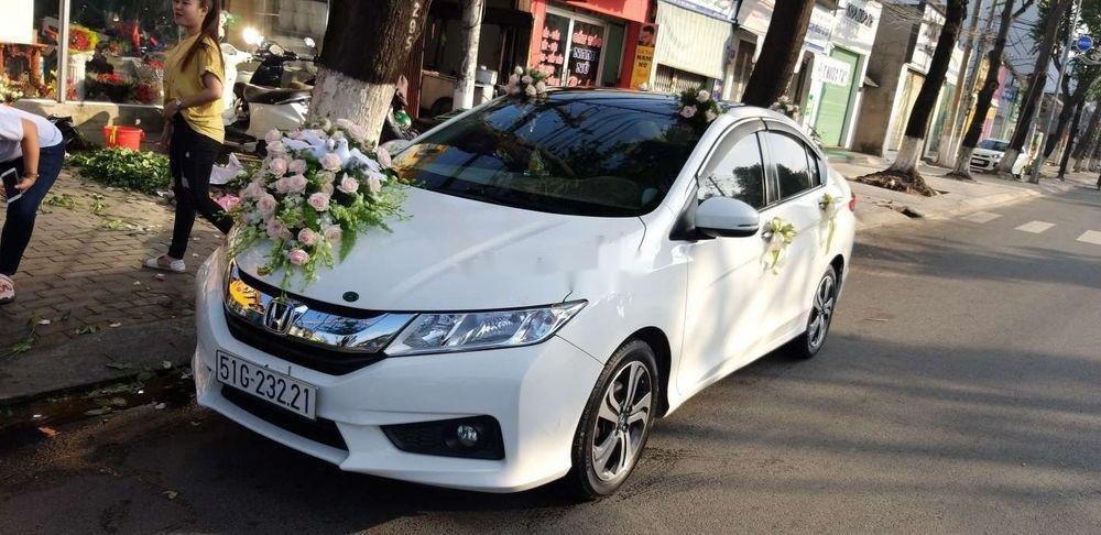 Cần bán xe Honda City sản xuất năm 2016, màu trắng (3)