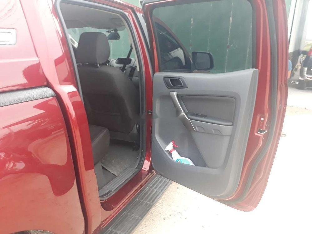 Cần bán xe Ford Ranger Xls 2.2at năm sản xuất 2017, màu đỏ, nhập khẩu (3)