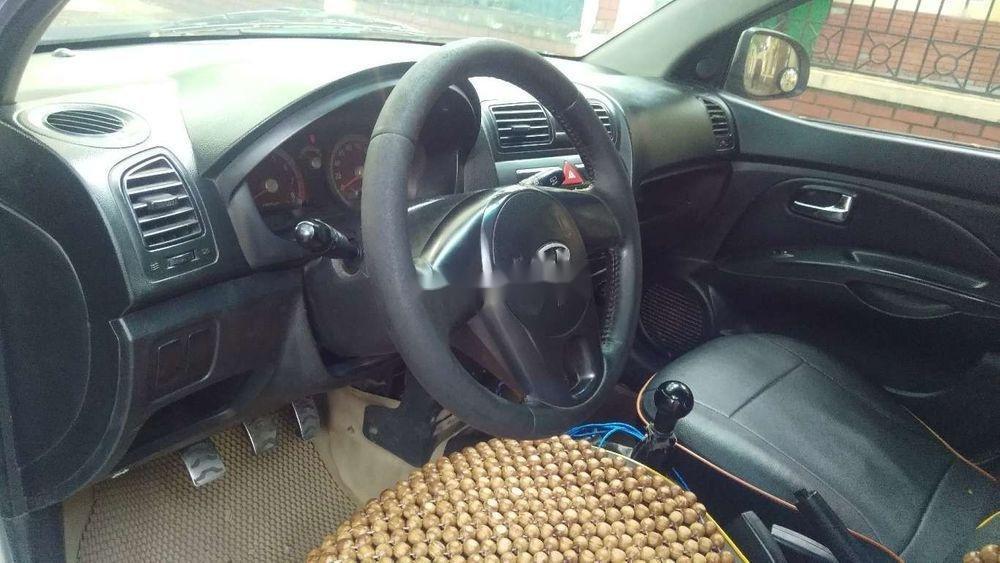 Cần bán lại xe Kia Morning đời 2011, màu bạc giá cạnh tranh (5)