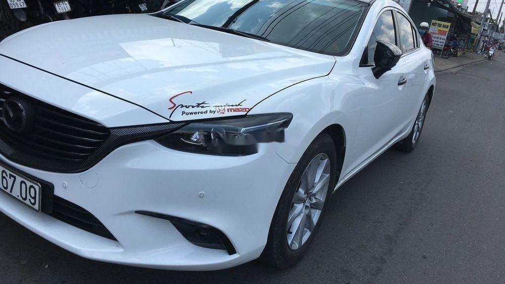 Cần bán Mazda 6 2018, màu trắng, 755 triệu (2)