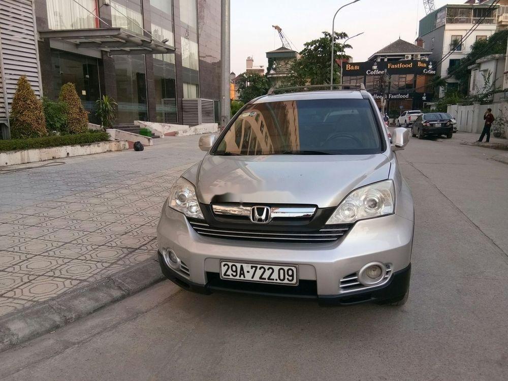 Bán Honda CR V 2.0 đời 2009, xe nhập chính chủ, giá chỉ 449 triệu (2)