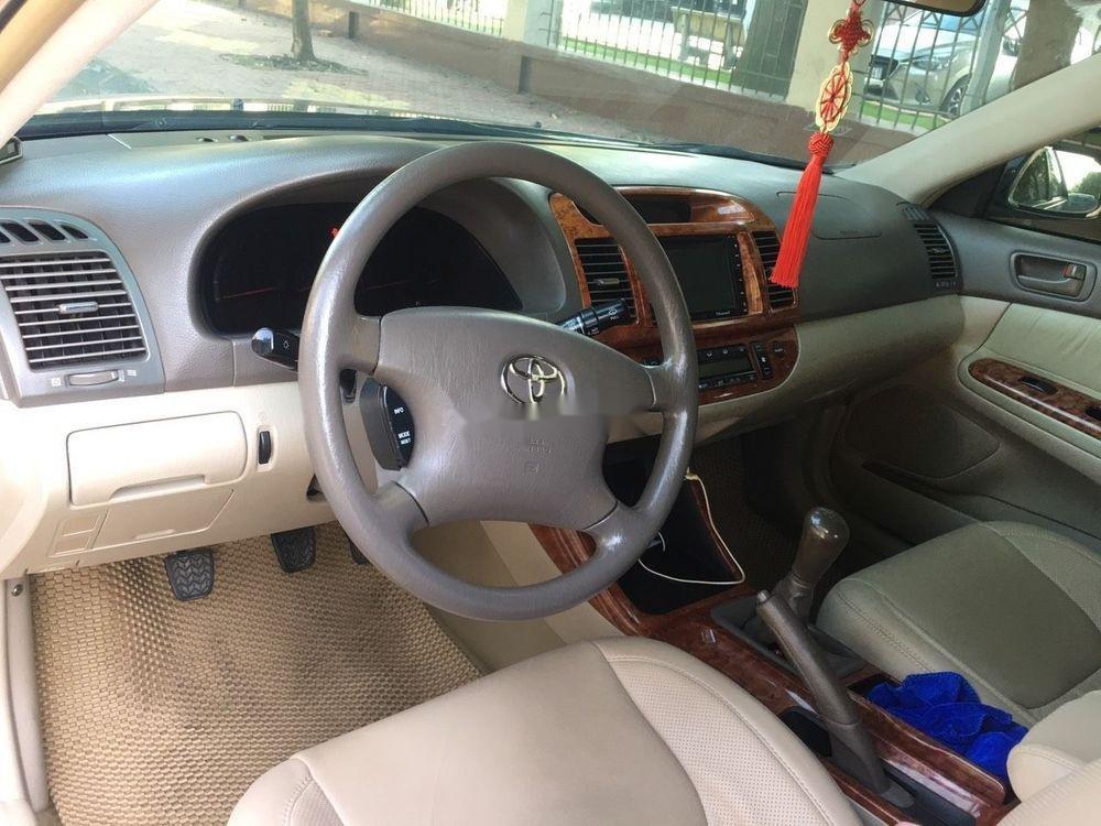 Bán Toyota Camry sản xuất 2005, xe nhập giá cạnh tranh xe nguyên bản (3)