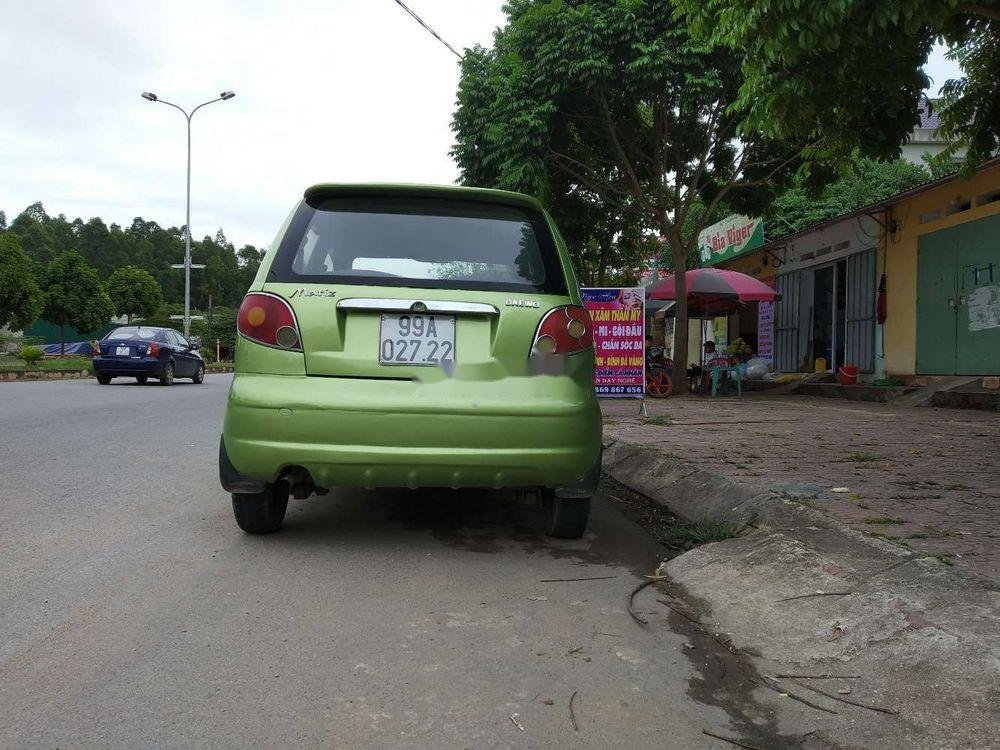 Cần bán lại xe Daewoo Matiz sản xuất 2007 như mới (4)