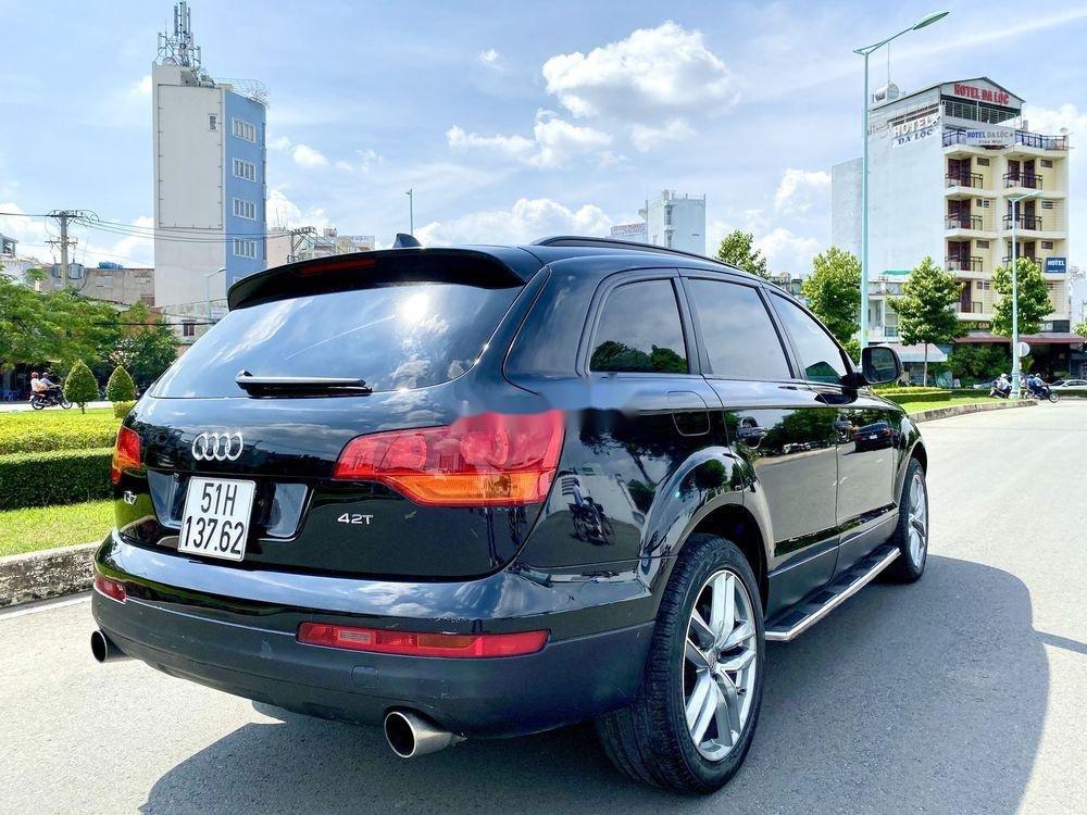 Cần bán xe Audi Q7 CDI đời 2009, màu đen, xe nhập số tự động, giá tốt (4)