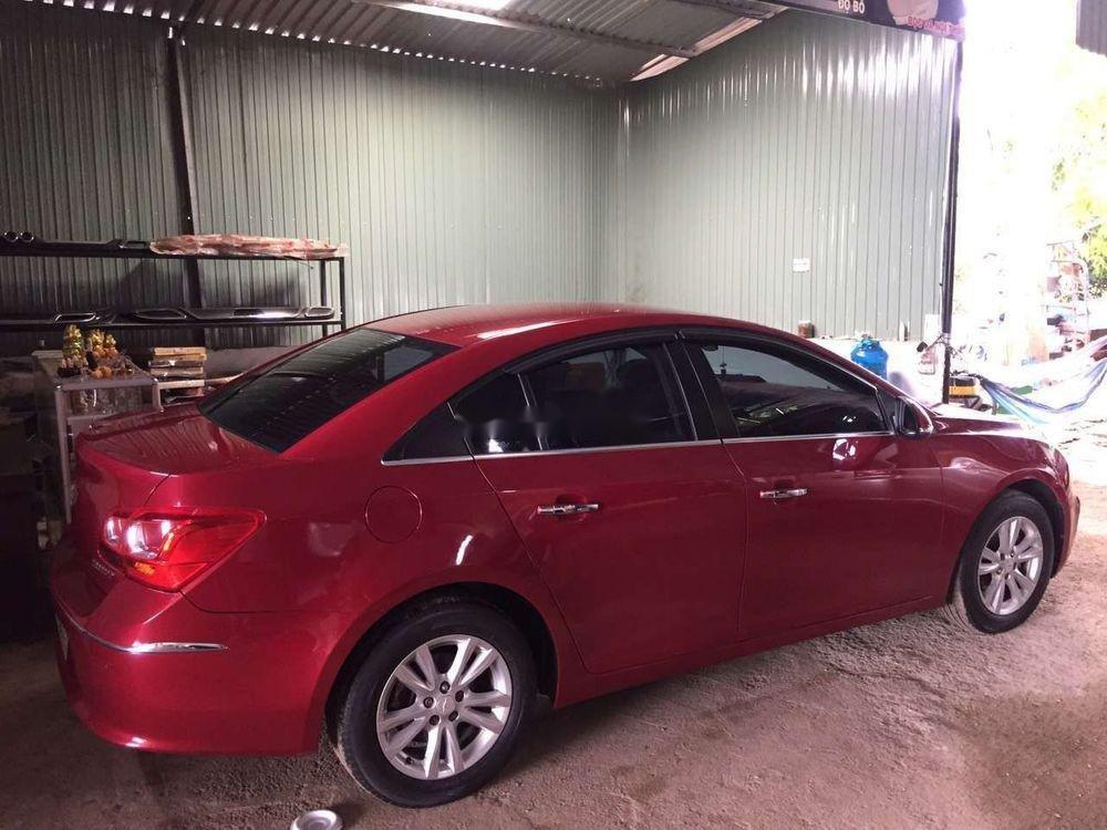 Cần bán lại xe Chevrolet Cruze sản xuất năm 2016, màu đỏ, nhập khẩu (3)