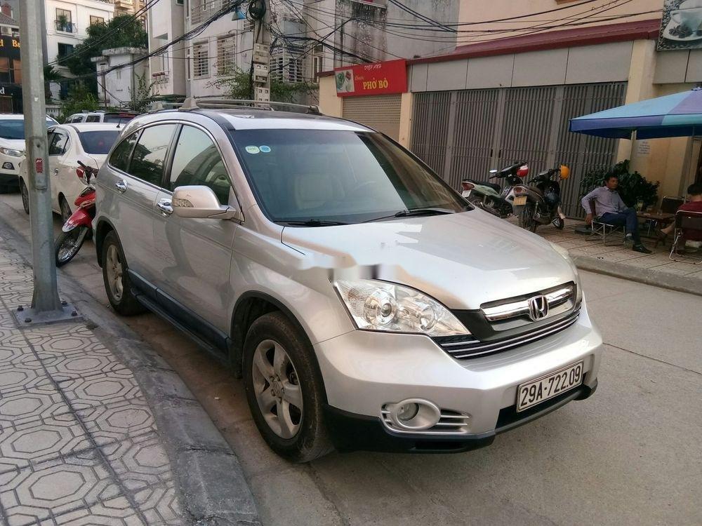 Bán Honda CR V 2.0 đời 2009, xe nhập chính chủ, giá chỉ 449 triệu (3)