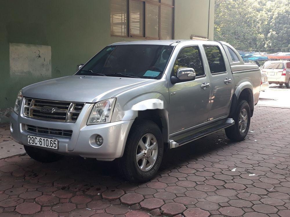 Bán ô tô Isuzu Dmax 2010, màu bạc còn mới, giá tốt (2)