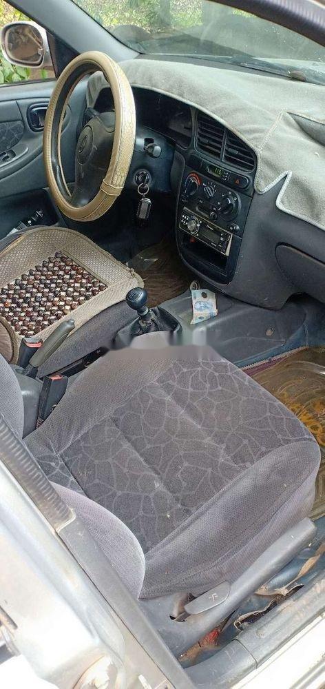 Bán Daewoo Lanos MT năm 2003, màu bạc, xe nhập (4)