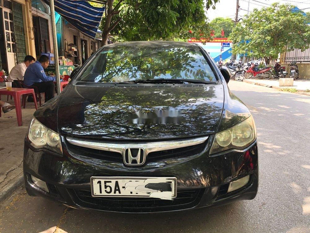 Bán ô tô Honda Civic năm 2008, chính chủ, số tự động (2)