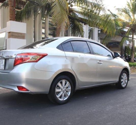 Bán ô tô Toyota Vios 1.5G AT 2016 số tự động (3)