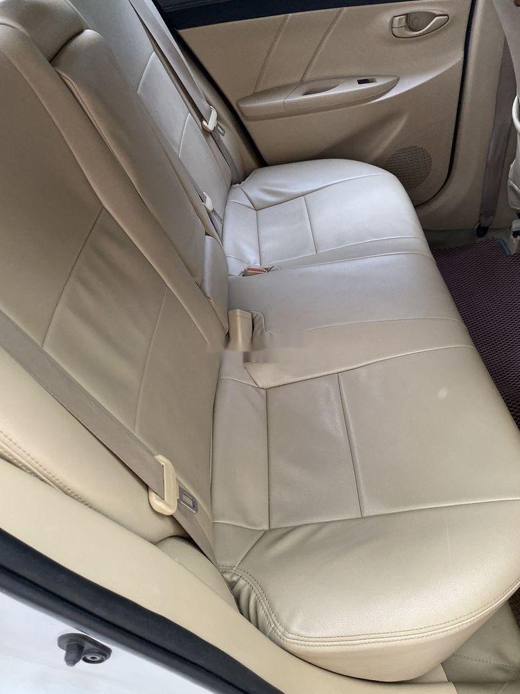Bán Toyota Vios 1.5MT  đời 2016, màu trắng xe gia đình (6)