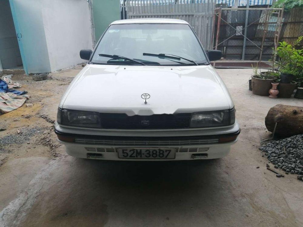 Bán Toyota Corolla sản xuất 1987, màu trắng (2)