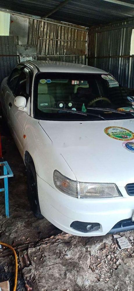 Bán Suzuki Balenno đời 2004, màu trắng, nhập khẩu nguyên chiếc xe gia đình, giá tốt (3)