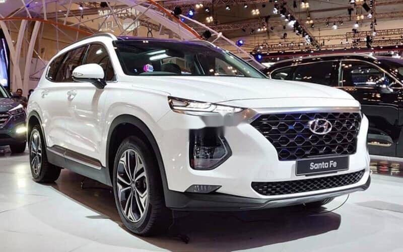 Bán Hyundai Santa Fe năm 2019, ưu đãi hấp dẫn (7)