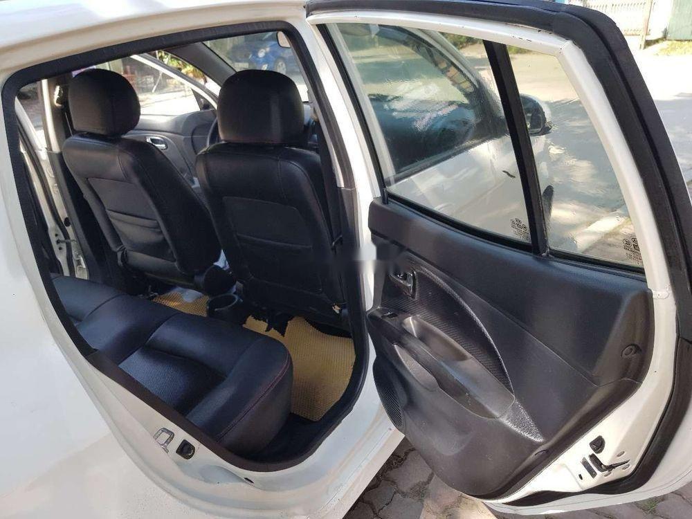 Bán xe Kia Morning MT đời 2011, màu trắng chính chủ, giá tốt (9)