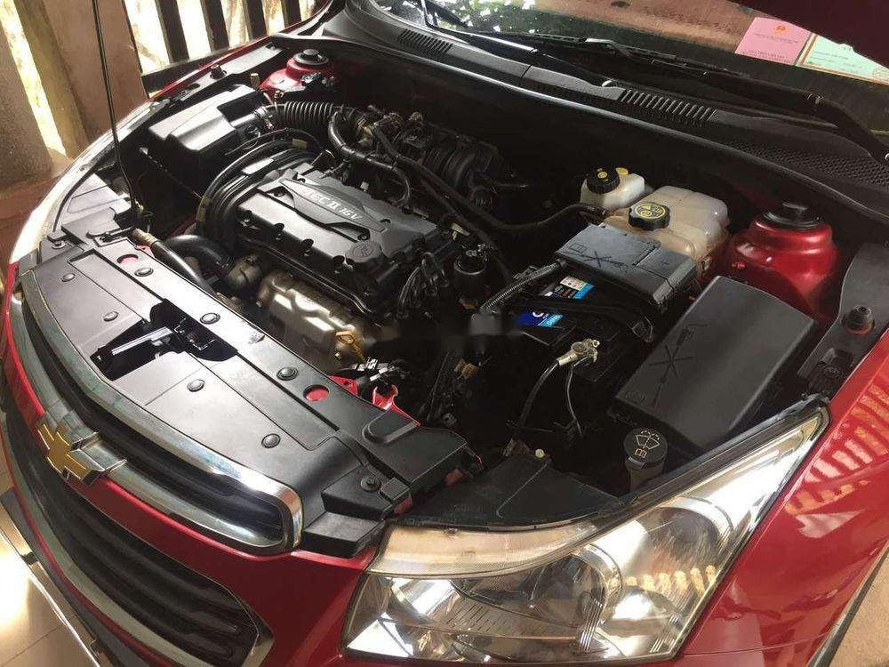 Cần bán lại xe Chevrolet Cruze sản xuất năm 2016, màu đỏ, nhập khẩu (4)
