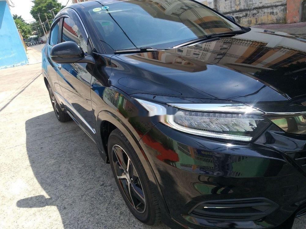 Cần bán xe Honda HR-V 1.8L 2018, màu đen, nhập khẩu xe gia đình (1)