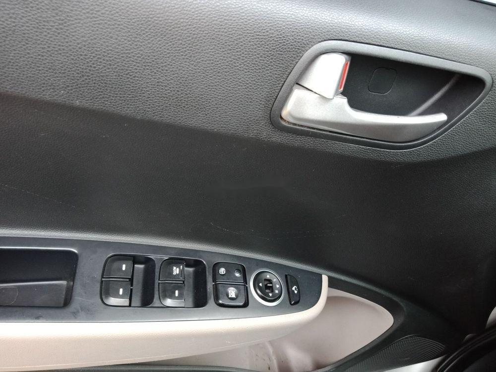 Bán Hyundai Grand i10 sản xuất 2016, màu bạc, nhập khẩu (4)