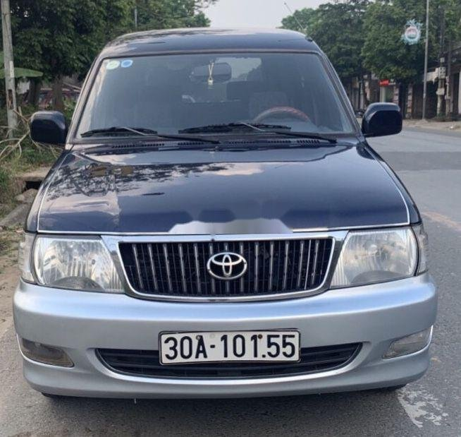 Cần bán lại xe Toyota Zace GL năm sản xuất 2004, nhập khẩu chính chủ, giá 218tr (1)