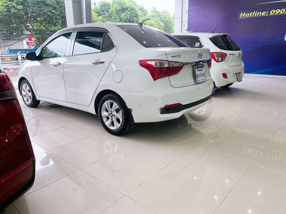 Cần bán lại xe Hyundai Grand i10 MT đời 2017, màu trắng, giá tốt (3)