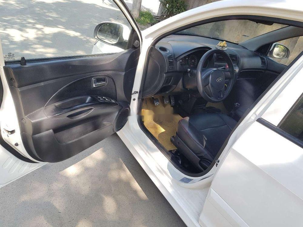 Bán xe Kia Morning MT đời 2011, màu trắng chính chủ, giá tốt (6)