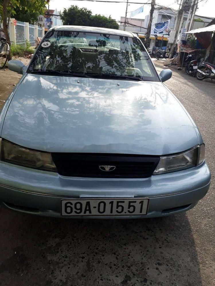 Bán xe Daewoo Cielo sản xuất 1995, nhập khẩu nguyên chiếc, giá rẻ (1)