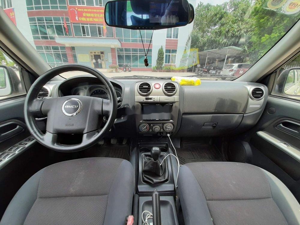 Bán ô tô Isuzu Dmax 2010, màu bạc còn mới, giá tốt (4)