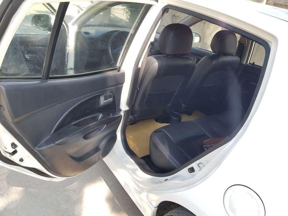 Bán xe Kia Morning MT đời 2011, màu trắng chính chủ, giá tốt (8)