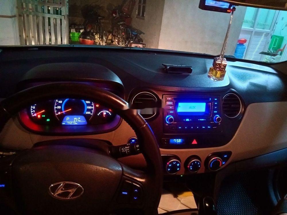 Bán ô tô Hyundai Grand i10 đời 2015, nhập khẩu nguyên chiếc chính hãng (5)