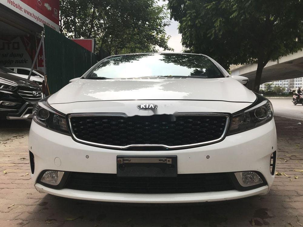Bán Kia Cerato 2.0 sản xuất năm 2016, màu trắng xe gia đình (2)