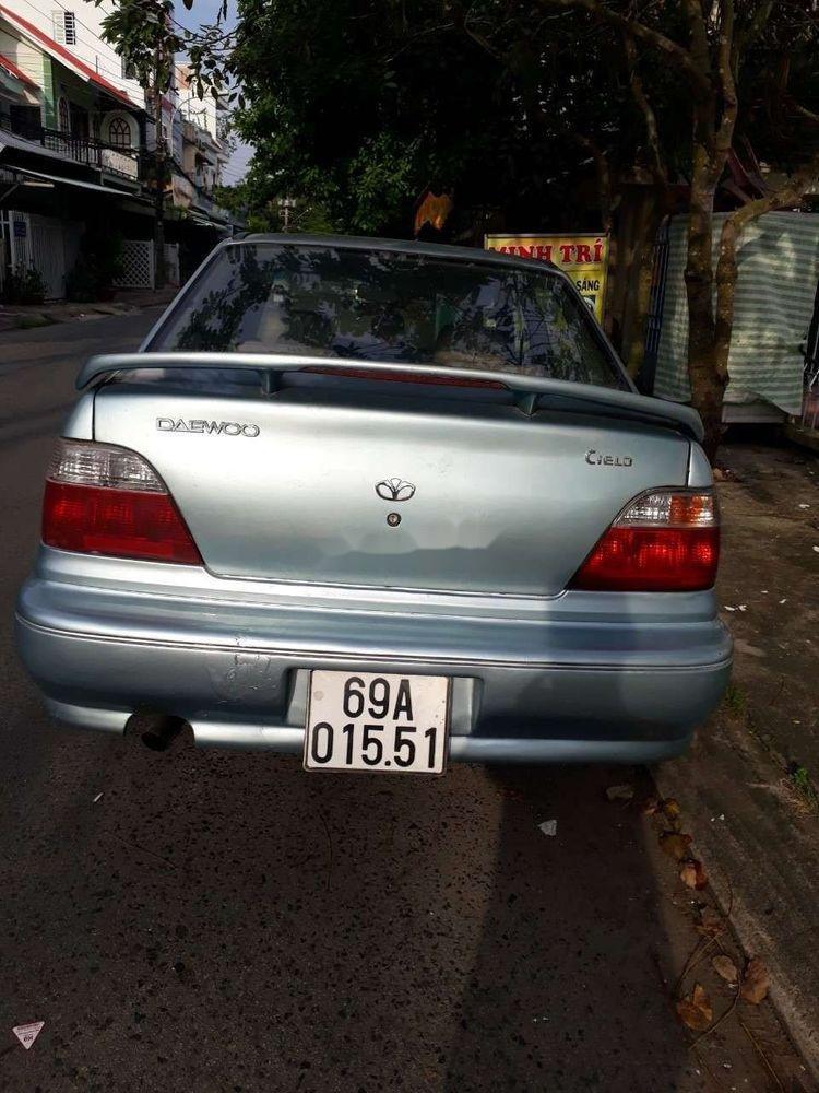 Bán xe Daewoo Cielo sản xuất 1995, nhập khẩu nguyên chiếc, giá rẻ (4)