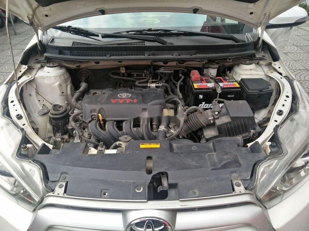 Cần bán xe Toyota Yaris đời 2014, màu trắng, xe nhập (3)