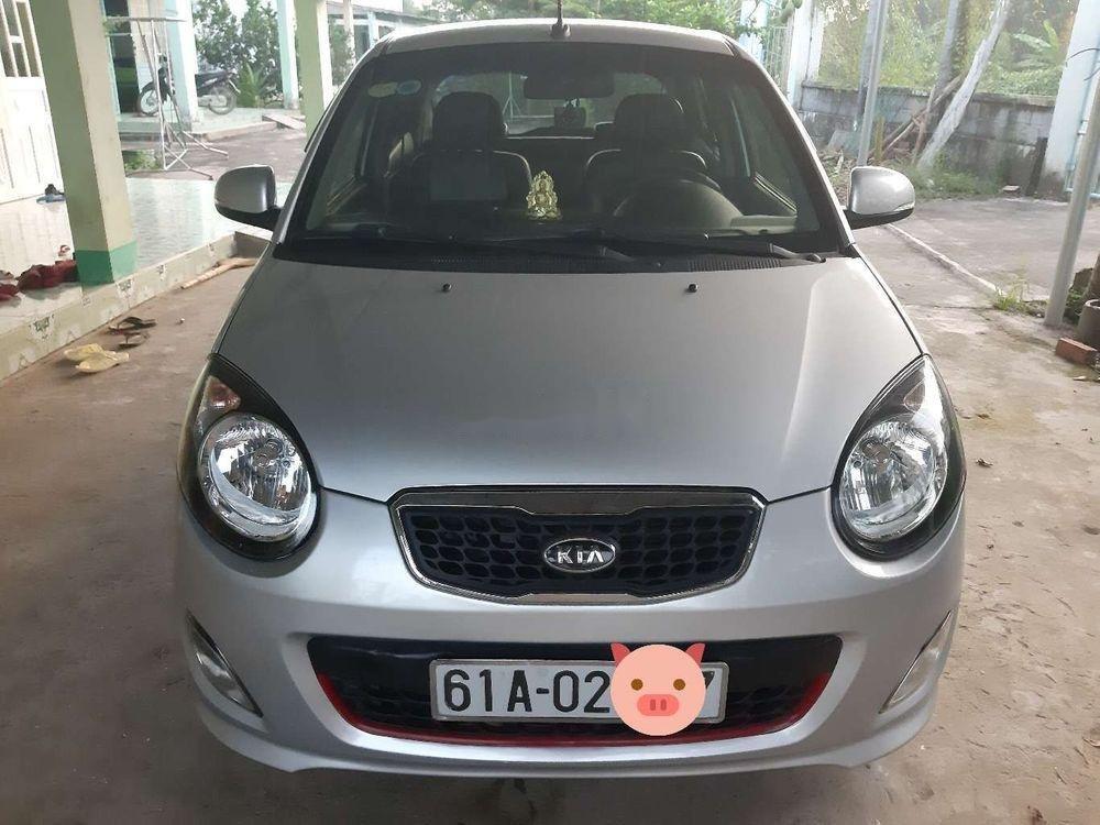 Cần bán Kia Morning AT sản xuất 2011 (1)