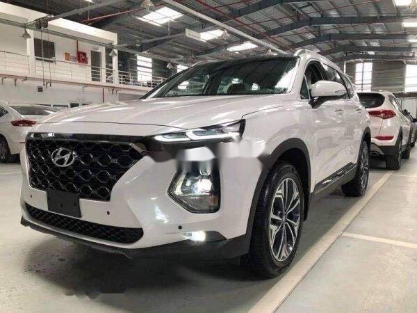 Bán Hyundai Santa Fe năm 2019, ưu đãi hấp dẫn (1)