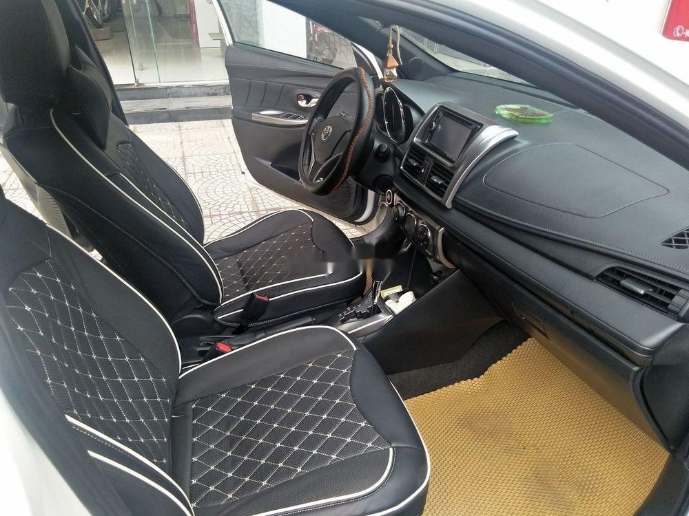 Cần bán xe Toyota Yaris đời 2014, màu trắng, xe nhập (5)