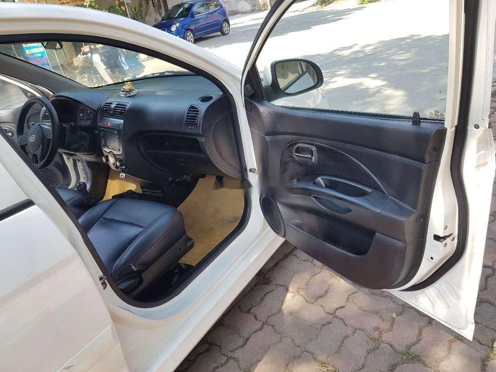 Bán xe Kia Morning MT đời 2011, màu trắng chính chủ, giá tốt (7)